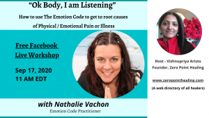 Nathalie Vachon Interview Banner