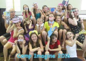 Camp Imagine 2016 photo