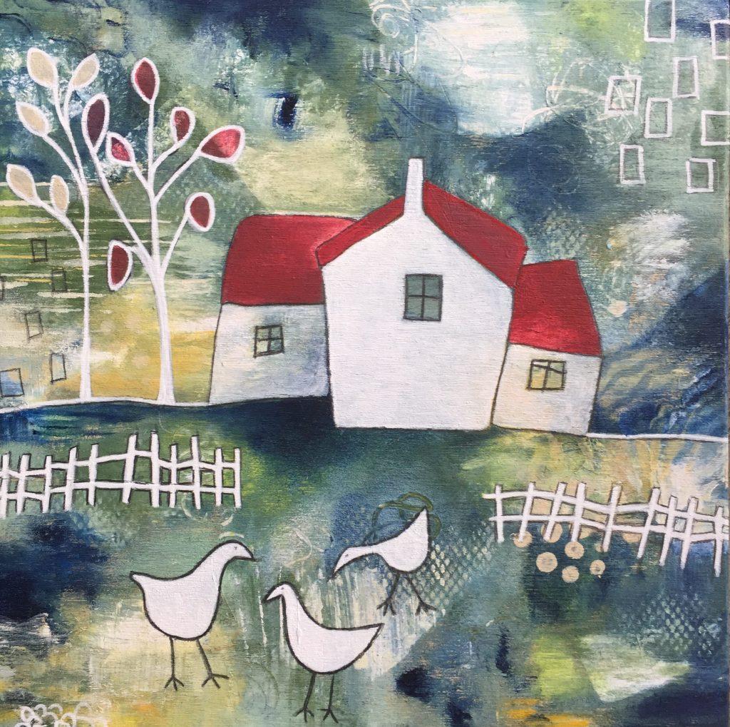 farmhouse 0 three ducks